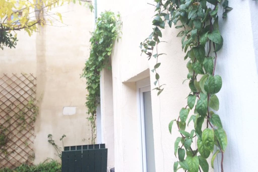 Spacieux Appartement Refait Neuf Avec Jardin Wohnungen