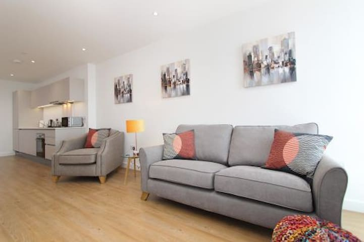 Stunning & Stylish 2 Bedroom in Central Bracknell