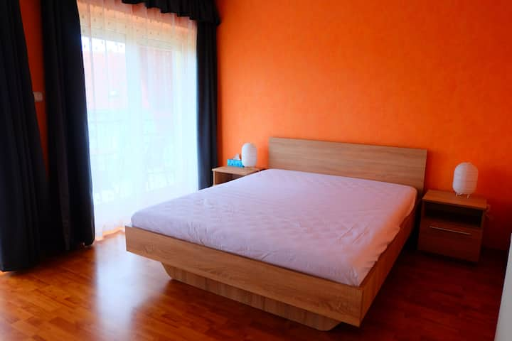 Deluxe Double room with Lakeview