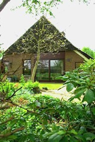 Holiday home, surrounded by nature - Wijster - Leilighet