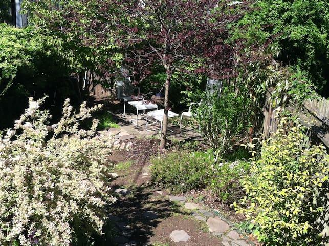 Garden Apartment in Park Slope