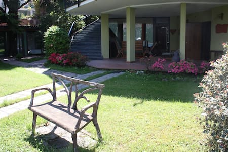 Cottage  with garden on the lake - Mandello del Lario - Lejlighed