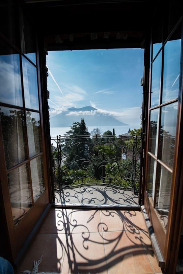 casa rustica - upper floor / pool