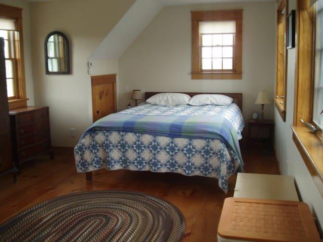 Bedroom -upstairs