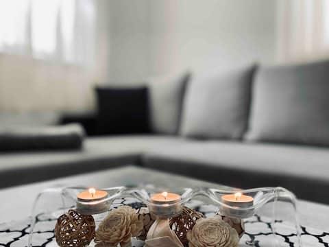 Luxuriöses und modernes Apartment zum Wohlfühlen