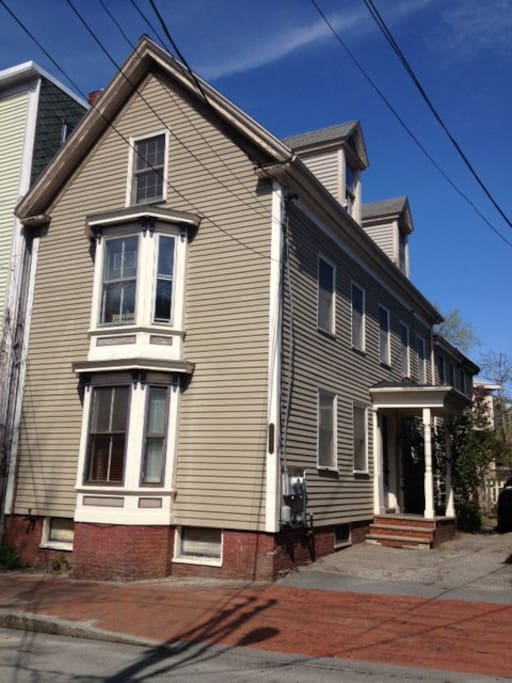 Clean Private West End Studio Apartments For Rent In Portland Maine United States