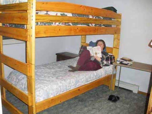 Backpacker lodging in Fairbanks, AK