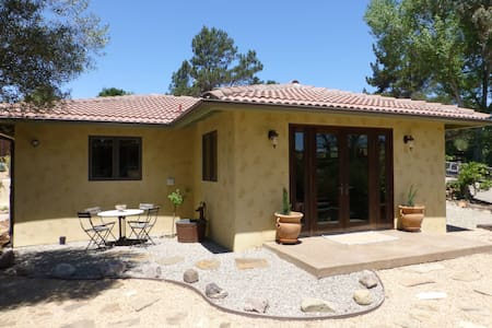 New Gated Guest House in Solvang - Σπίτι