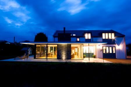 Unique contemporary home, Guernsey.