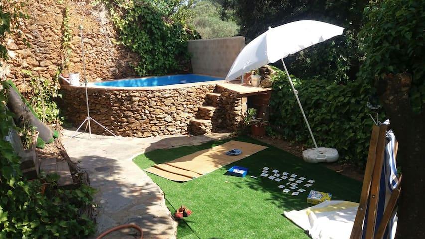 Casa con mucho encanto en Cortelazor, Aracena - Cortelazor