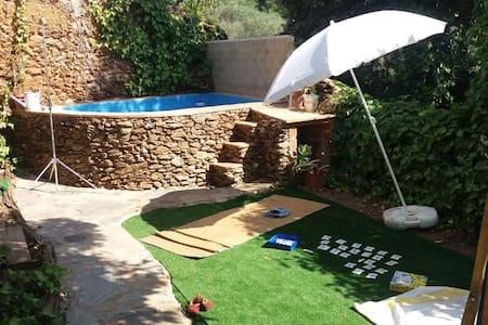 Casa con mucho encanto en Cortelazor, Aracena - Cortelazor - Hus