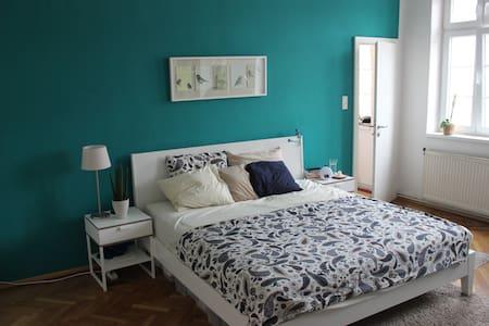 Cozy private flat with balcony - Vienna - Apartamento
