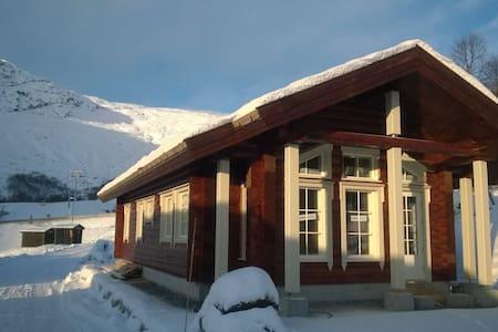 Mountain Log Hut, Røldal Skisenter - Røldal - Chatka