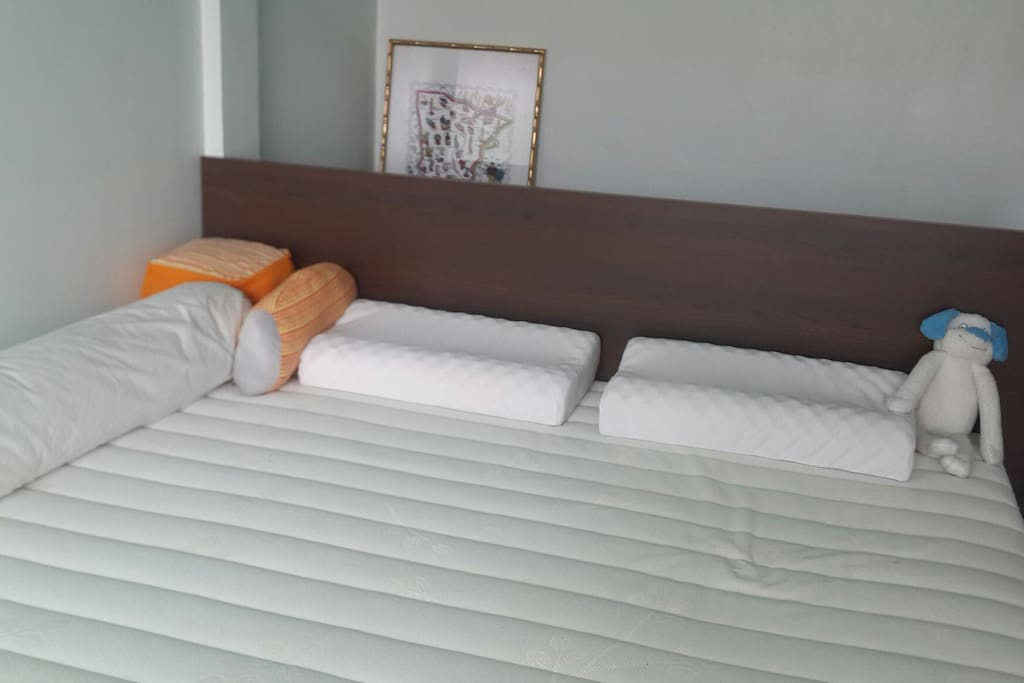 Clean, soft and comfortable bedroom with right best price