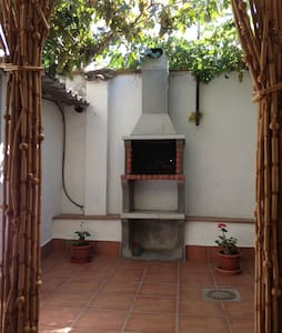 Casa Fuente Vieja, Típica casa de pueblo reformada