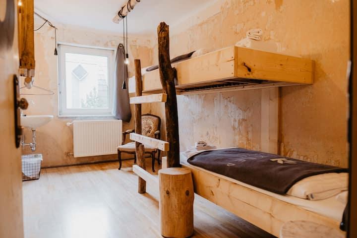 The Keep Eco Residence - Twin Room 303