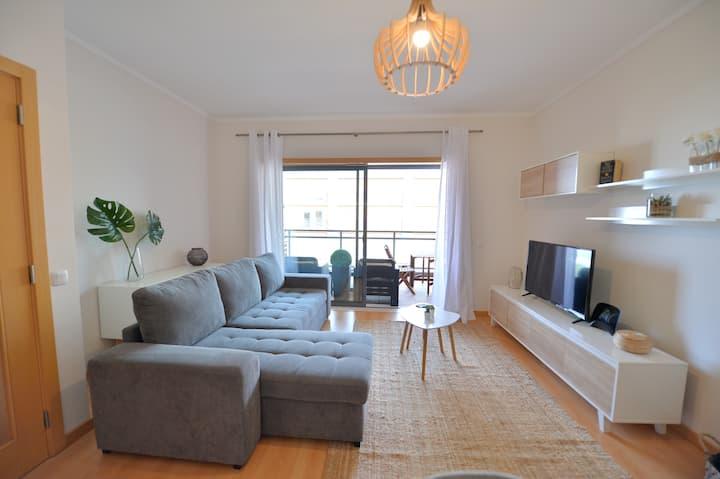 ⛱️Luxury Apartment on Center of Ria Formosa ☀️