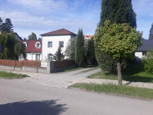 ubytování Milena Němečková Chlum u Třeboně
