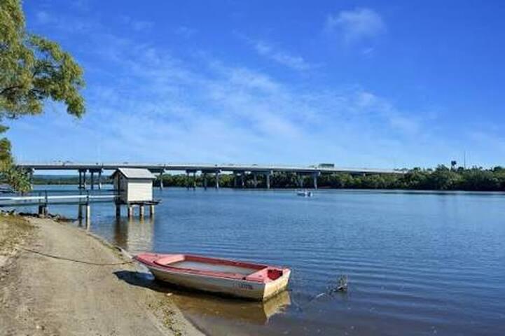 Broadwater @ Maroochy River