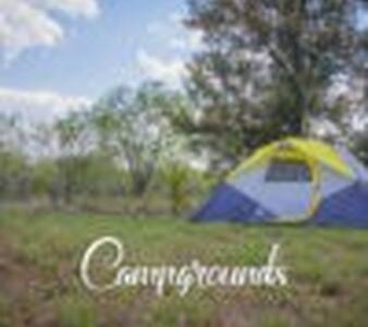 Z#3 Tent Camping @ Salvage Texas