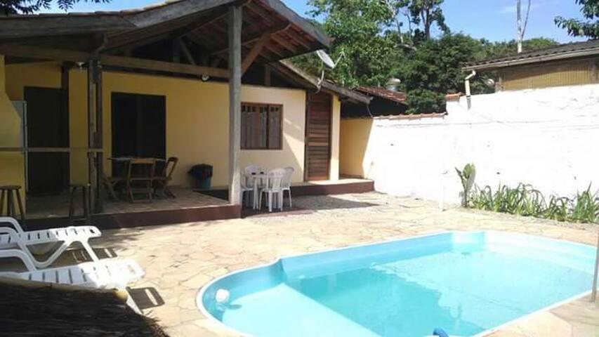 Suites + Café da manhã Itamambuca - Ubatuba