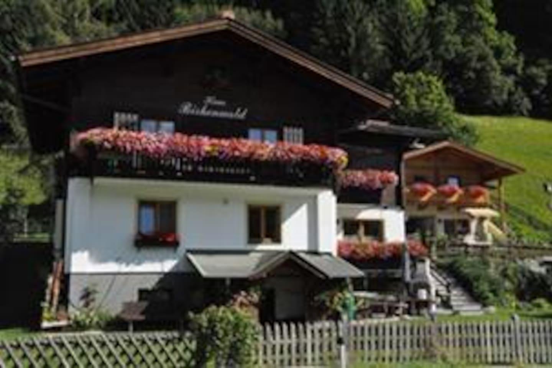 Haus Birkenwald, Wagrain, Salzburg, Österreixh