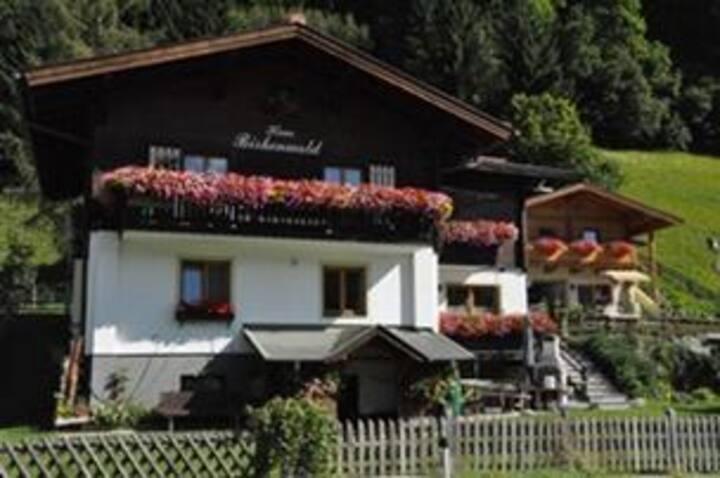 Haus Birkenwald, 2 Doppelzimmer mit Frühstück