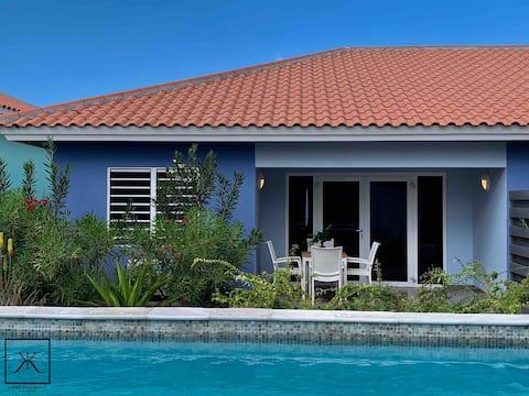 'Casa Sirena' in paradise Curaçao!