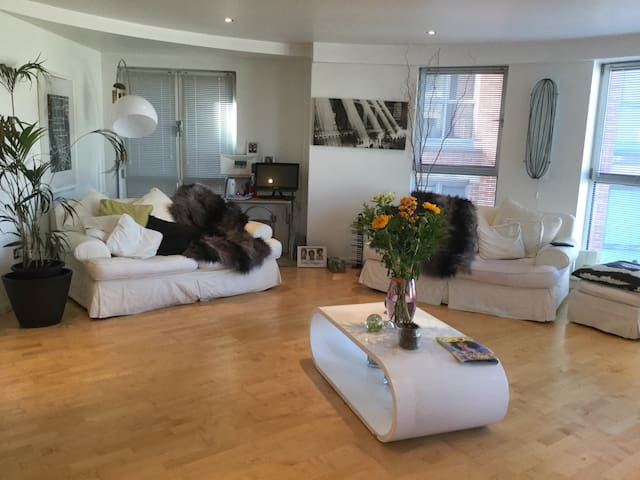Fabulous! City Centre Apartment - Nottingham - Wohnung