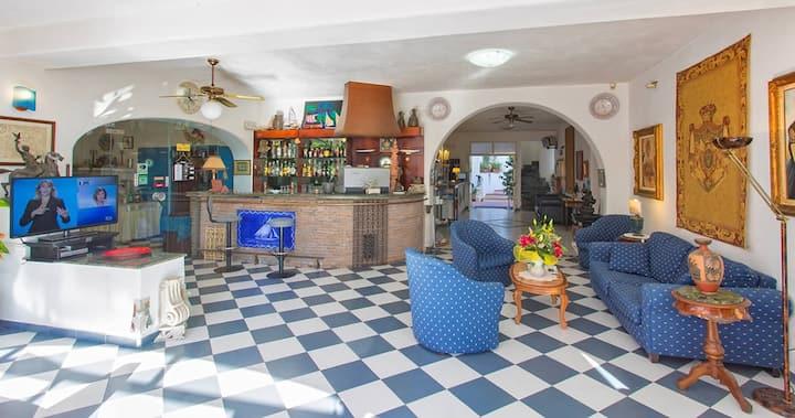 Economy Double Room Hotel Corona Ischia