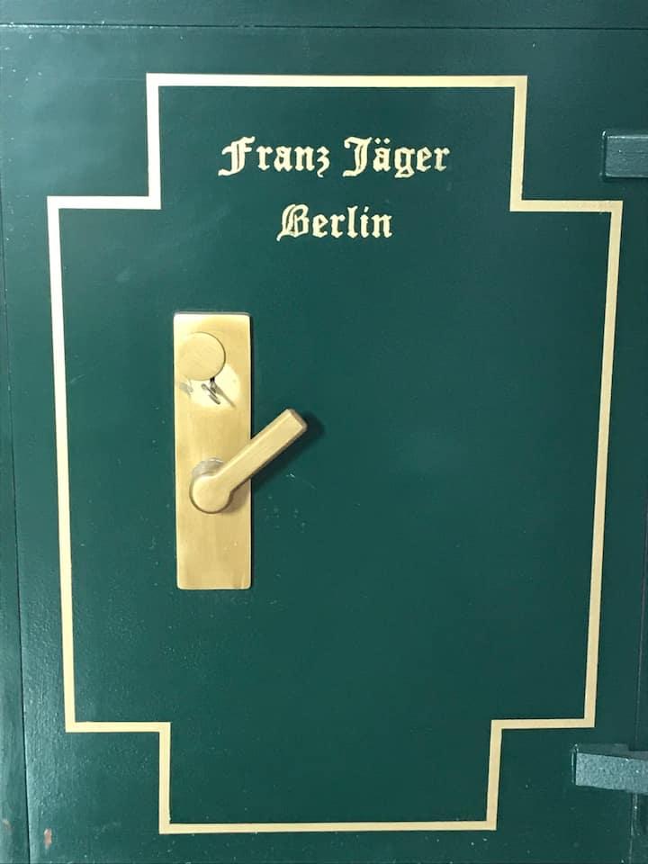 Ferienwohnung Franz-Jäger-Berlin