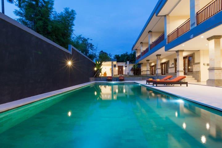 Kubu Petitenget Suite, Cozy and Peaceful