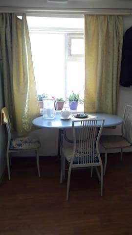 Домик под сосной
