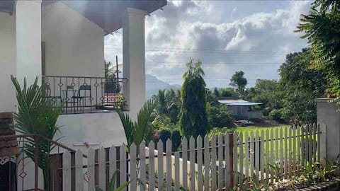 Athaang-villa with Panoramic view of backwater