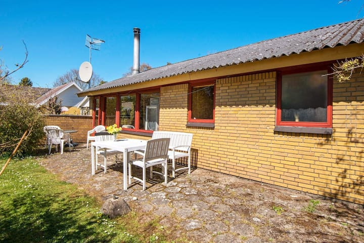Beautiful Holiday Home in Grenaa near the Sea
