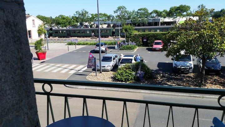 Duplex à Paimpol, proche du port