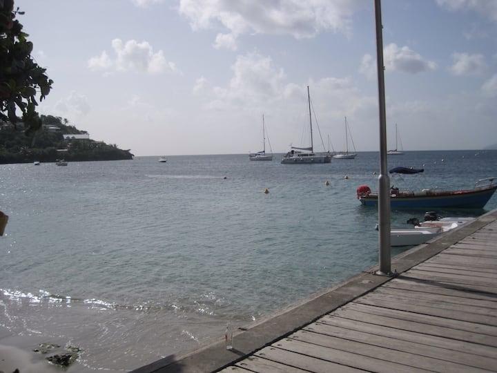 Appartement avec vue sur mer et parking privé
