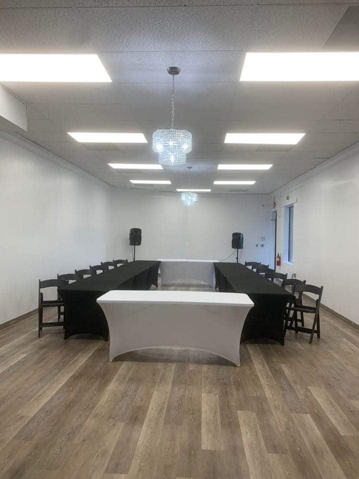 Intimate Event Space in Clinton Township!