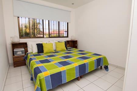 Room with private bathroom - Desamparados - Villa