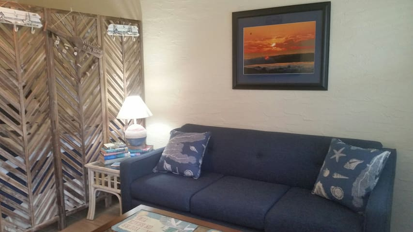 Cozy LBI studio close to the beach.