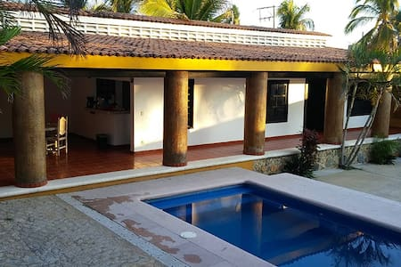 Room in Beautiful Villa by the Beach - Acapulco - Vila