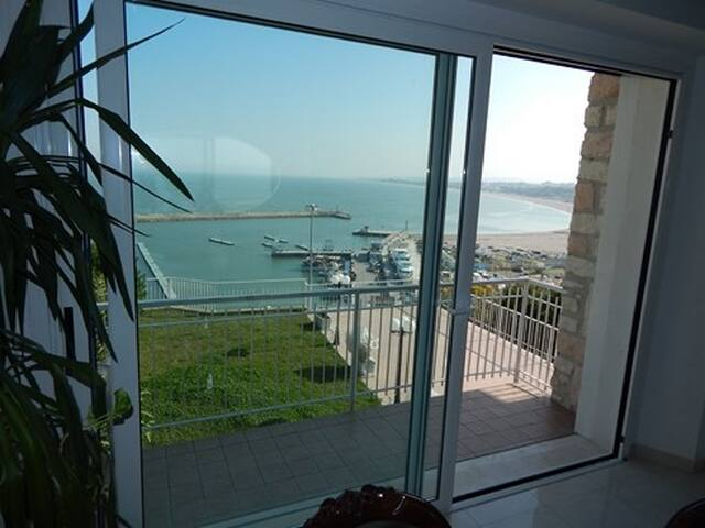 Bellissimo appartamento vista mare - Numana - Apartment