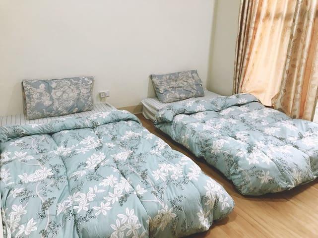 3F 雙人房(單人床*2) Twin
