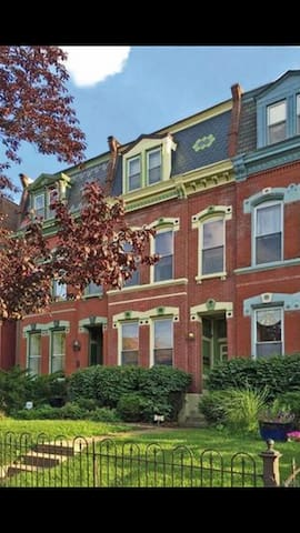 Spacious City Townhouse near Downtown!