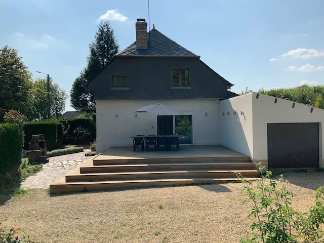 Gezellig familiehuis in Champagne-En-Ardenne