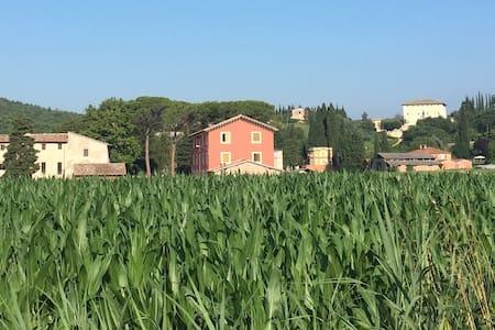RossoPorpora B&B Agriturismo Colle del Cardinale - Perugia