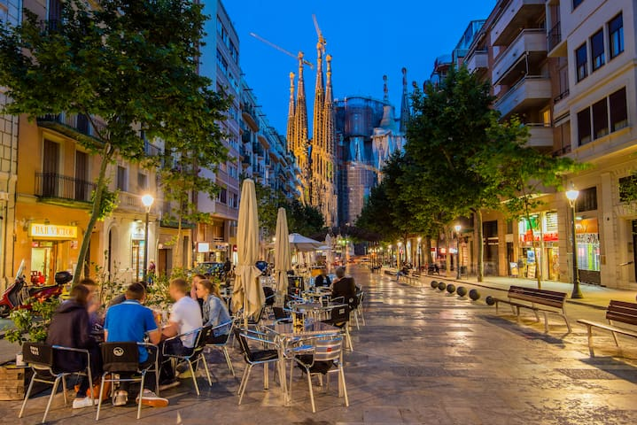 Our guidebook for your stay in  Barcelona