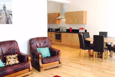 Ground Floor Apartment close to beach and walks - Dugort