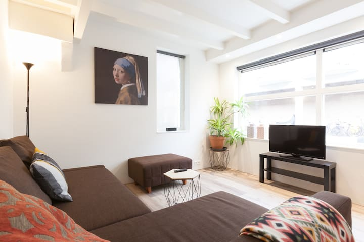 Lovely ❤ 4P-apartment near canals → Utrecht center