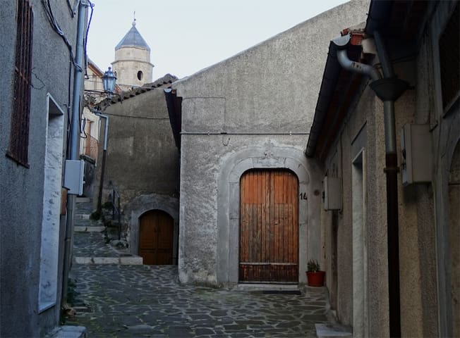 Basilicata - undiscovered Italy - San Fele - Penzion (B&B)